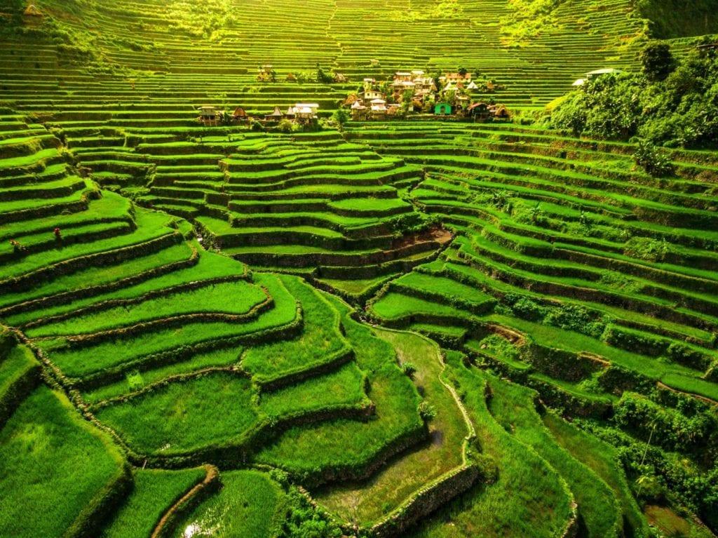 Sitios Patrimonio de la Humanidad en Filipinas
